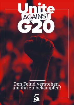 Zehntausende gegen die G20 – Imperialists not welcome!