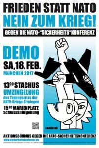 Konkurrenz, Imperialismus, Militarisierung - Krieg den KriegstreiberInnen! @ Stuttgart, Stadtteilzentrum Gasparitsch