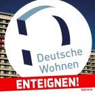 """Mietproteste: """"Deutsche Wohnen"""" und Co enteignen!"""