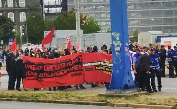 Antifaschistischer Protest in Chemnitz – ein erster Schritt auf einem langen Weg