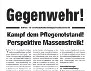 GesundheitsministerInnenkonferenz in Leipzig: Protest mit angezogener Handbremse