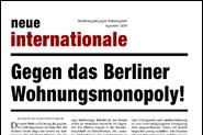 Volksbegehren, Grundgesetz und Klassenkampf @ Berlin, Mehringhof, Blauer Salon