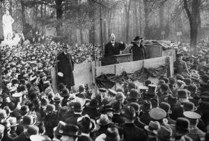 Die Novemberrevolution 1918 und die Münchner Räterepublik @ München, Kurt-Eisner-Verein