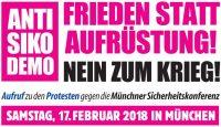 Aufrüstung der Bundeswehr Krachen lassen, nicht nur Staub aufwirbeln!
