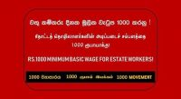 Sri Lanka: Geschichte zweier Streiks