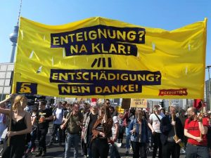 Keine Kohle? Mietstreik! Mietendeckel verteidigen, Enteignung durchsetzen! @ Online-Veranstaltung