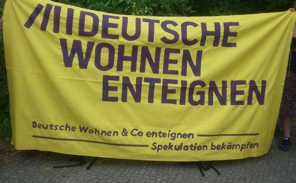 Deutsche Wohnen, Vonovia & Co.: Enteignung – ja klar! Entschädigung – nein danke!