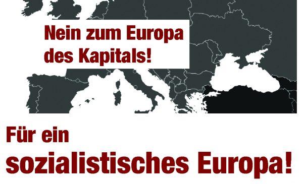 Die Europawahlen und die Krise der EU