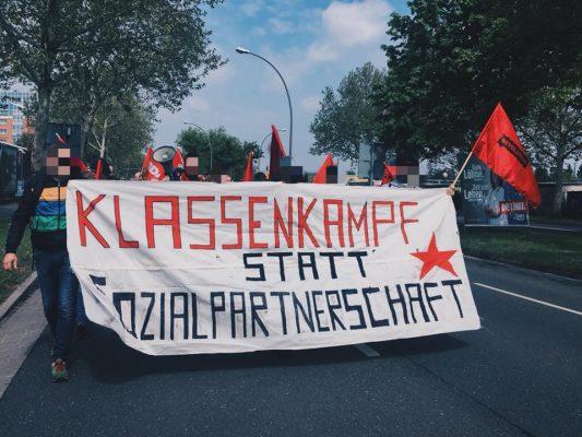 Solidarität mit den Beschäftigten von Galeria Karstadt-Kauhof!