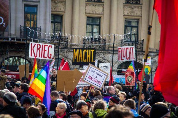 """Münchner Sicherheitskonferenz: Deutscher Imperialismus soll """"Zurückhaltung"""" aufgeben"""