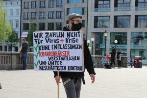 Mit Corona-Skeptizismus gegen Gates & Merkel? @ Online-Veranstaltung