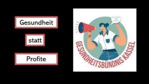 Kundgebung: Gesundheit statt Profite! @ Kassel, Königsplatz