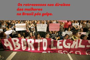 Brasilien: Evangelikale und rechte Angriffe auf Frauenrechte nach dem Putsch