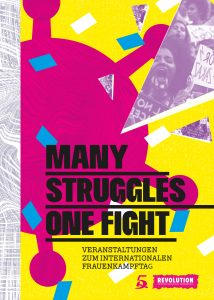 Many struggles, one fight - Women of the world unite @ Online-Veranstaltung