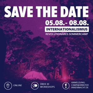 Internationalismus - Revolutionäres Online-Camp @ Online-Veranstaltung