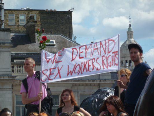 Sexarbeit und Prostitution im Kapitalismus
