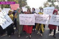 Afghanistan: Frauen weisen den Weg gegen die fundamentalistische Reaktion