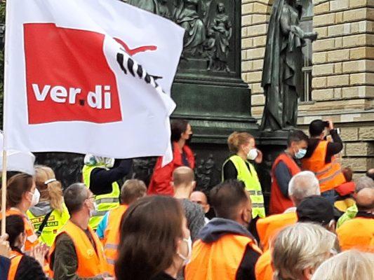 Berliner Krankenhausbewegung: Gleicher Abschluss für alle durch Streik!